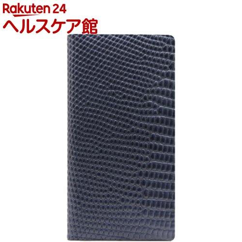 エスエルジーデザイン iPhone6s/6 リザードケース ブルー SD6666iP6S(1コ入)【SLG Design(エスエルジーデザイン)】【送料無料】