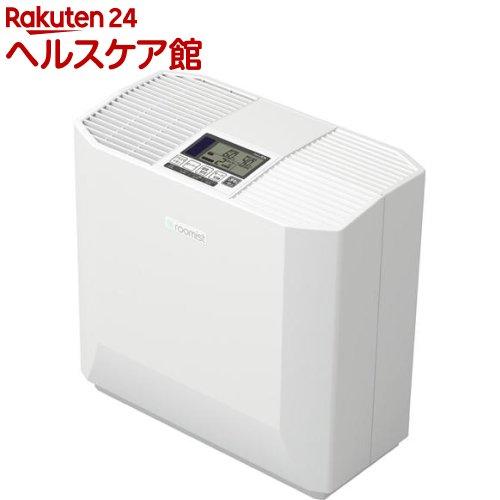 roomist ハイブリット式加湿器 クリアホワイト SHK90RR-W(1台入)【送料無料】