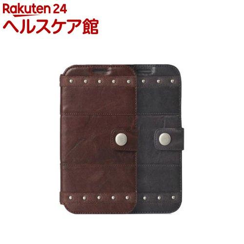 ゼヌス iPhone6 PLus ボヘミアンダイアリー ブラウン Z4768i6P(1コ入)【ゼヌス】