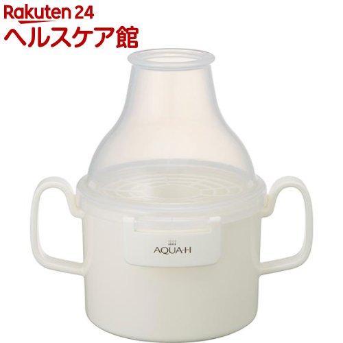 AQUA-H お風呂用水素生成器 ホワイト AH-HF1601WH(1台)【送料無料】