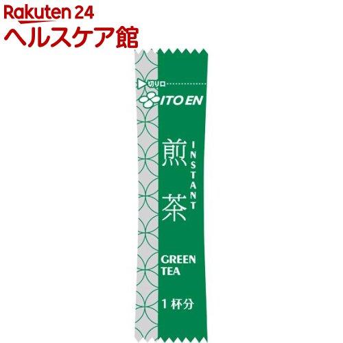 伊藤園 業務用 インスタントスティック煎茶 緑茶(0.6g*1000袋入)【伊藤園】【送料無料】