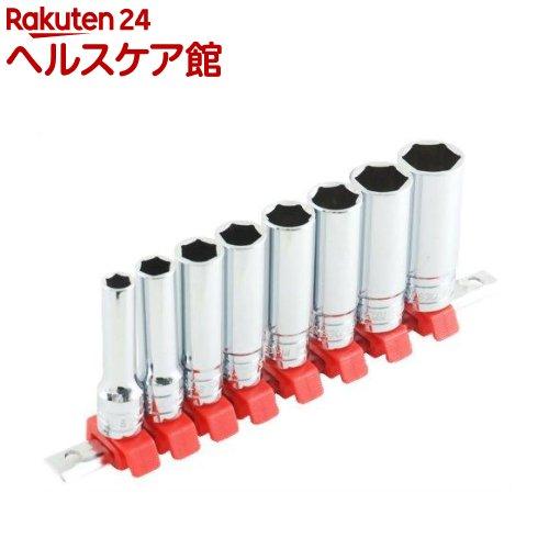 SK11 / SK11 ディープソケットセット SHS308D SK11 ディープソケットセット SHS308D(1セット)【SK11】