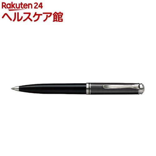 ペリカン ボールペン スーベレーン K605 ブラックストライプ(1本)