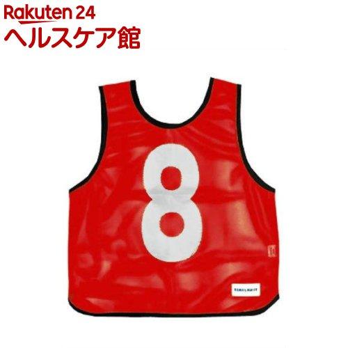 玄関先迄納品 メッシュベスト(1-10) 赤 赤 B-7691R(1枚入)【トーエイライト】, でんKING:e79d4198 --- shop.vermont-design.ru