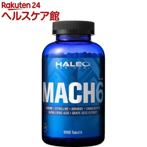 ハレオ マッハ6(1080タブレット)【ハレオ(HALEO)】【送料無料】
