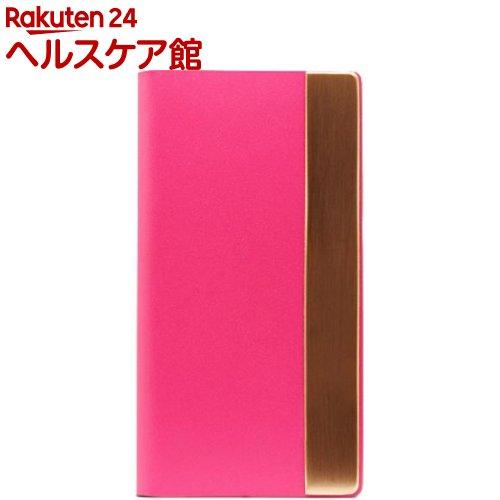 エスエルジーデザイン iPhone6s/6 カーフスキンメタル ピンク SD6671iP6S(1コ入)【SLG Design(エスエルジーデザイン)】【送料無料】