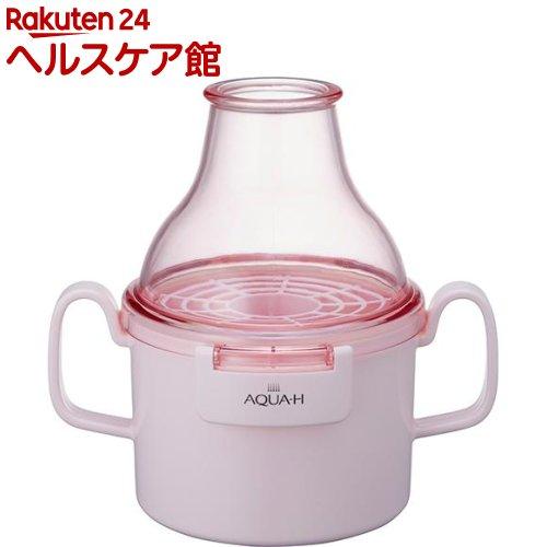 AQUA-H お風呂用水素生成器 ピンク AH-HF1601PK(1台)【送料無料】