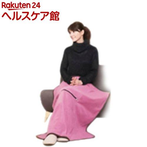 昭光プラスチック製品 電気を使わない巻きスカート型ひざ掛け チェック柄 8093812(1コ入)