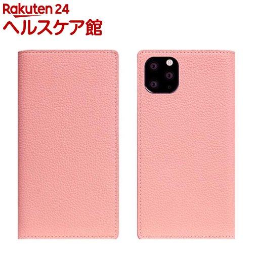 SLG Design iPhone 11 Pro Full Grain Leather Case ライトローズ SD17872i58R(1個)【SLG Design(エスエルジーデザイン)】