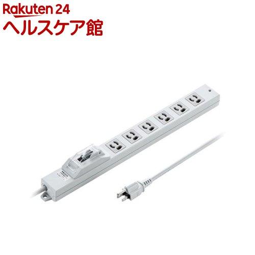 漏電ブレーカータップ TAP-BR36L-3(1コ入)