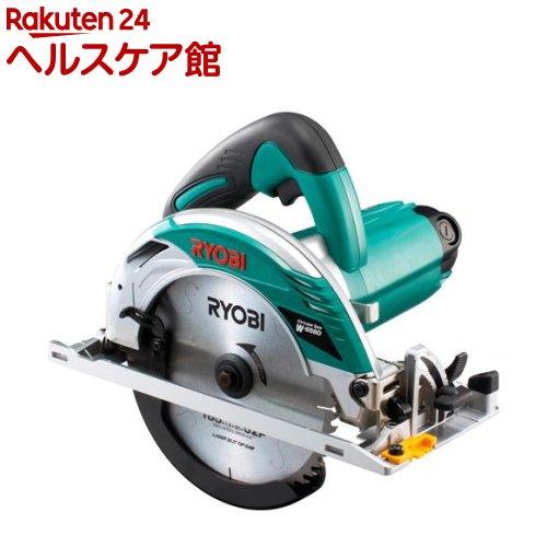 【再入荷】 丸ノコ リョービ W-658D 611023A(1台)【リョービ(RYOBI)】:ケンコーコム-DIY・工具