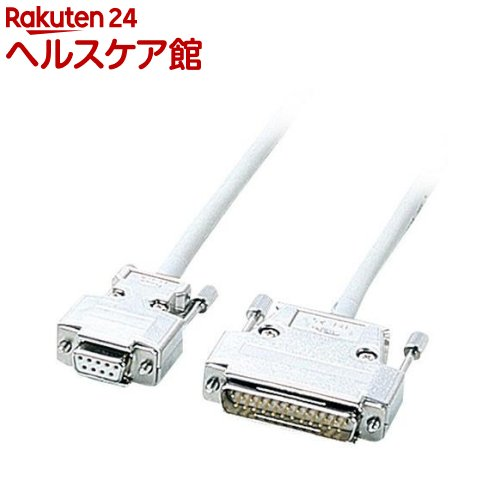 RS-232Cケーブル 10m KRS-423XF10N(1本入)