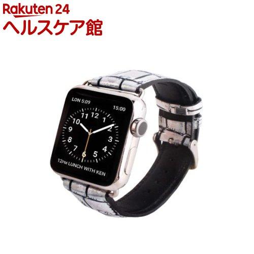 ゲイズ AppLe Watch用バンド42mm ホログラムクロコ GZ0473AW(1コ入)【ゲイズ】【送料無料】