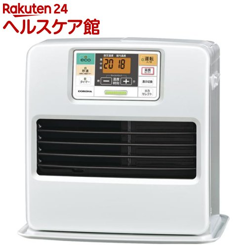 コロナ 石油ファンヒーター FH-ST3618BY-W(1台)【コロナ(CORONA )】【送料無料】
