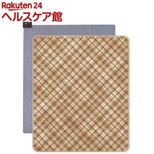 電気カーペット チェック 3畳用 VWC3003-NCC(1台)【コウデン(KODEN)】【送料無料】