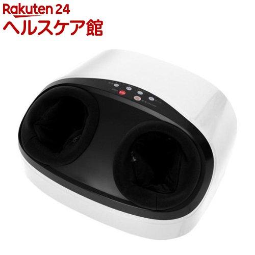 アルインコ フットインマッサージャー デュアルラボ ブラック&ホワイト MCR4714K(1台)【アルインコ(ALINCO)】【送料無料】