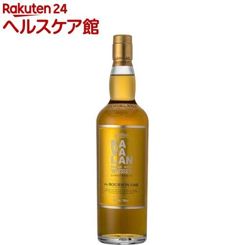 カバラン バーボンオーク シングルモルト(700mL)【KAVALAN(カバラン)】【送料無料】