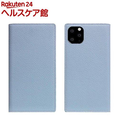 SLG Design iPhone 11 Pro Full Grain Leather Case パウダーブルー SD17875i58R(1個)【SLG Design(エスエルジーデザイン)】