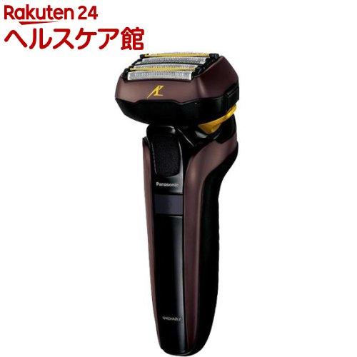パナソニック メンズシェーバー ラムダッシュ 5枚刃 茶 ES-LV7D-T(1台入)【ラムダッシュ】