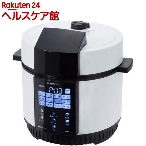 CCP 電器圧力鍋1.8L BD-PC71-WH(1台)【CCP(シー・シー・ピー)】