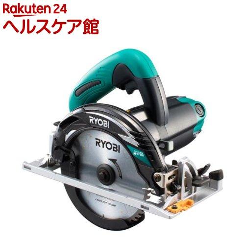 リョービ 電子丸ノコ W-573ED 611019A(1台)【リョービ(RYOBI)】