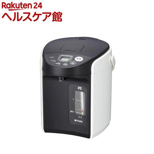 タイガー VE電気まほうびん ホワイト PIQ-A220W(1台)【送料無料】
