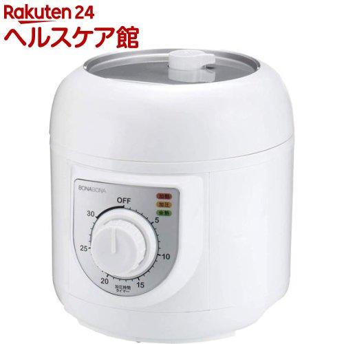 CCP 電器圧力鍋1.3L BD-PC72-WH(1台)【CCP(シー・シー・ピー)】
