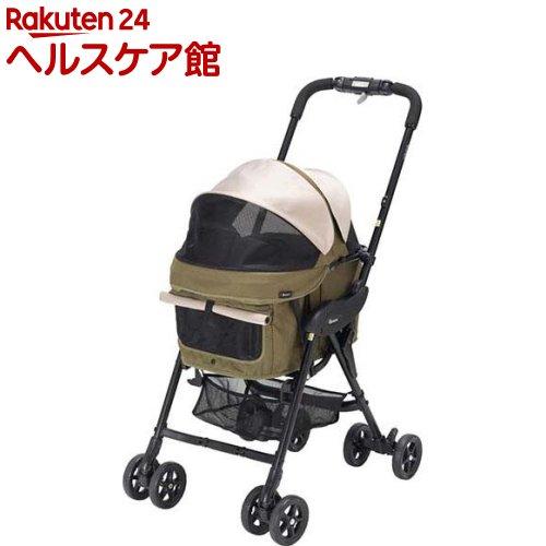 コムペット ミリミリライトαEG グリーンオリーブ(1台)【コムペット(compet)】【送料無料】