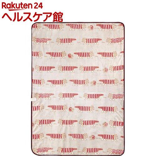 コイズミ リサ・ラーソン 掛け敷き毛布 KDK-L106(1枚入)【コイズミ】【送料無料】