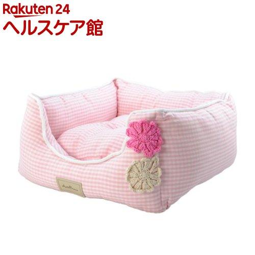 アンテプリマ アンテフラワー ベッド クッション付き M ピンク(1コ入)【送料無料】
