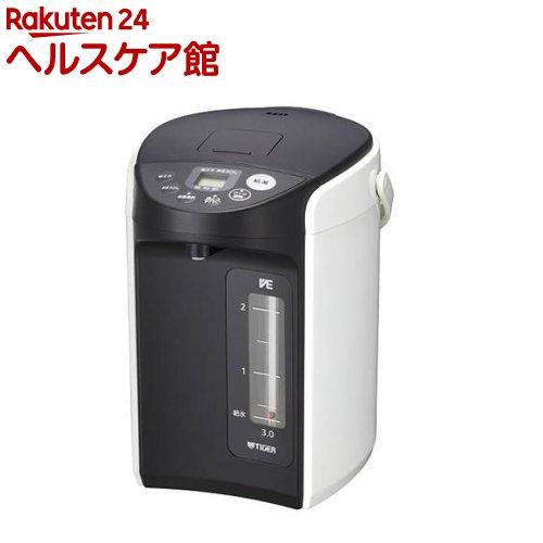 <title>タイガー 受賞店 VE電気まほうびん ホワイト PIQ-A300W 1台</title>