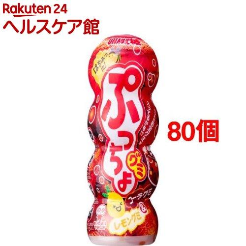 ぷっちょグミ コーラ(40g*80個セット)【UHA味覚糖】
