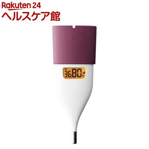 オムロン 婦人用電子体温計 使い勝手の良い ピンク 1台 MC-652LC-PK ※アウトレット品