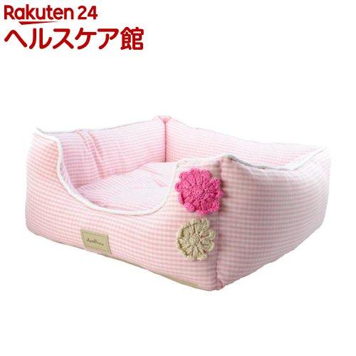 アンテプリマ アンテフラワー ベッド クッション付き L ピンク(1コ入)【送料無料】