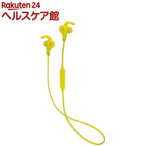JVC ワイヤレスステレオヘッドセット イエロー HA-ET800BT-Y(1セット)【JVC】【送料無料】