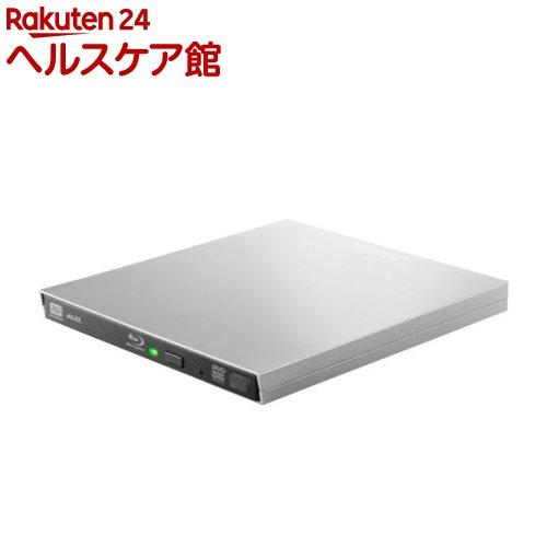 エレコム ブルーレイドライブ Mac USB 3.0 Type-C Type-A Toast18 LBD-PVC6UCMSV(1台)