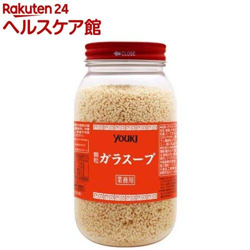 最安値 ユウキ食品 業務用 ガラスープ spts4 海外並行輸入正規品 500g