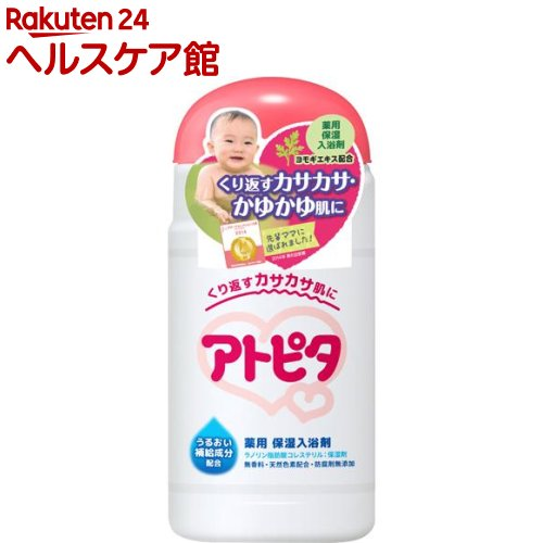 アトピタ 販売期間 限定のお得なタイムセール 薬用入浴剤 新作多数 500g