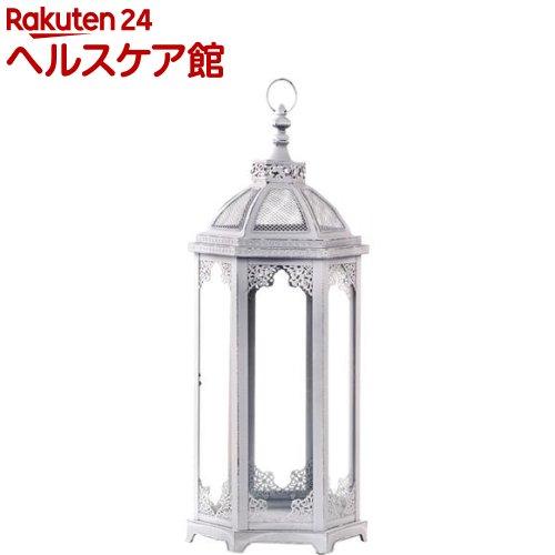 カメヤマキャンドル アンティークホワイトランタン L(1コ入)【カメヤマキャンドル】【送料無料】