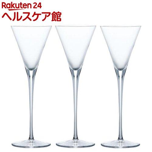 130ml 20528(3個入) カクテルグラスコレクション 日本製 カクテルグラス