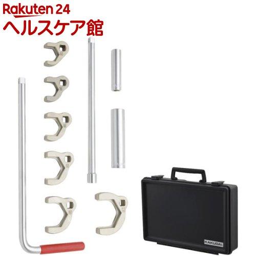 GAONA これカモ 立形金具しめつけ工具セット ケース入 GA-KH001(1個)【GAONA】