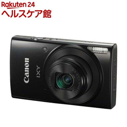 キヤノン デジタルカメラ IXY 210 (BK) ブラック(1台)【IXY(イクシ)】【送料無料】