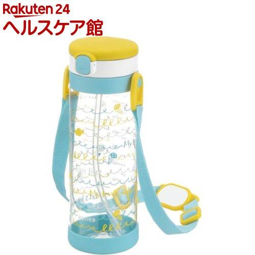 <title>アクリア aqulea おでかけストローマグR 2020 新作 450 イエロー 1個</title>