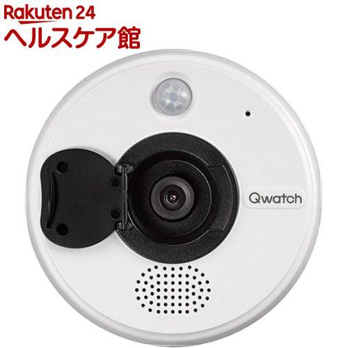 高画質 無線LAN対応ネットワークカメラQwatch TS-WRLA(1台入)【送料無料】
