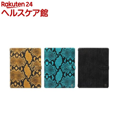 ゼヌス 新しいiPadケース シュプリームサーペント シーブルー Z984NiPD(1コ入)【ゼヌス】【送料無料】