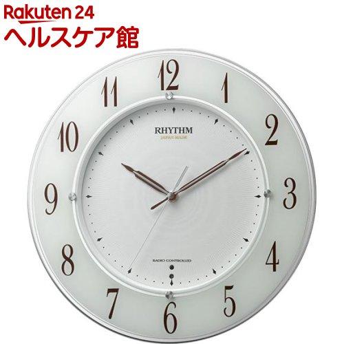 リズム スリーウエイブM847 4MY847SR03(1台)【送料無料】