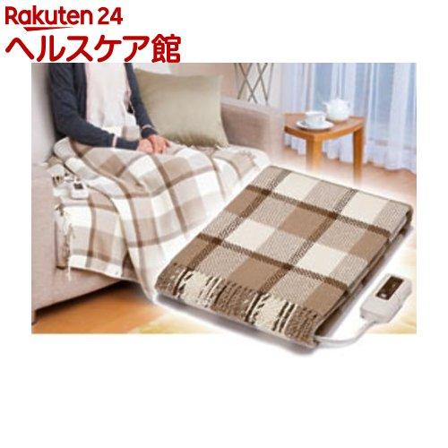 ゼンケン 電磁波カット 電気ひざかけ(1台)【ゼンケン】【送料無料】