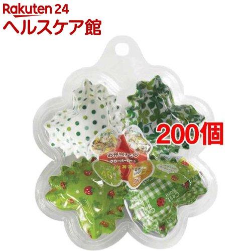 お弁当カップ クローバーハート(40枚入*200個セット)