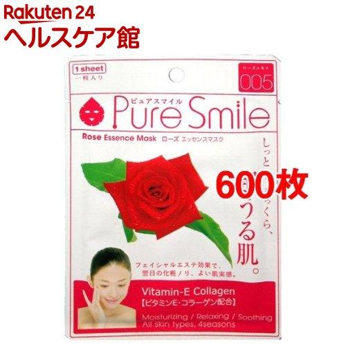 ピュアスマイル エッセンスマスク 005 ローズ(600枚セット)【ピュアスマイル(Pure Smile)】
