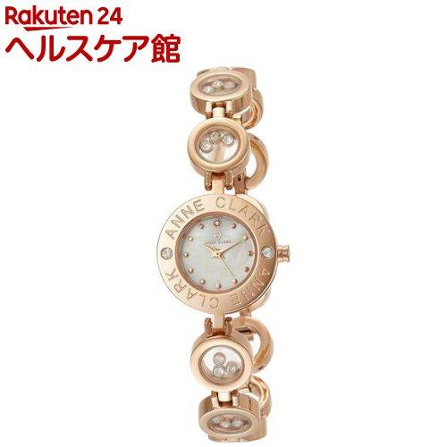 アンクラーク 天然1Pダイヤ入りレディースウォッチ AT1008-09PG(1本入)【】